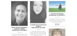 GO Wales Blog homepage
