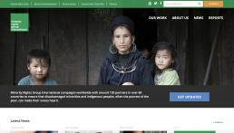Minority Rights homepage