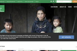 Minority Rights homepage