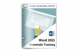 BYOL Word 2021 Essentials Training